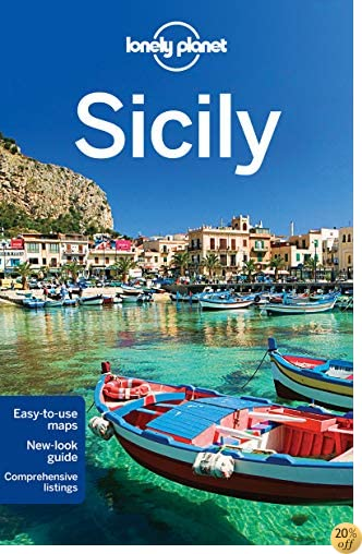 TLonely Planet Sicily (Travel Guide)