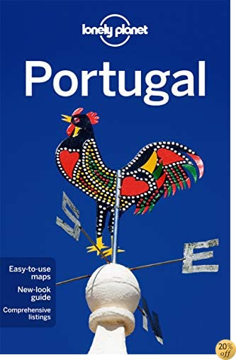 TLonely Planet Portugal (Travel Guide)