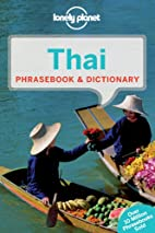 Lonely Planet Thai Phrasebook & Dictionary…