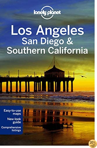 TLonely Planet Los Angeles, San Diego & Southern California (Travel Guide)