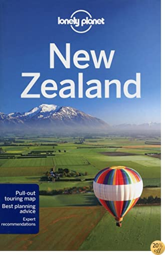 TLonely Planet New Zealand (Travel Guide)