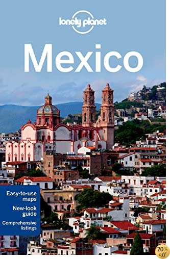 TLonely Planet Mexico (Travel Guide)