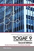 TOGAF 9 Foundation Part 1 Exam Preparation…