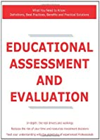 Educational assessment and evaluation - What…