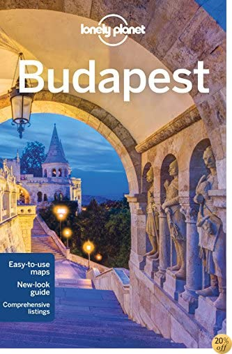 TLonely Planet Budapest (Travel Guide)