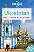 Lonely Planet Ukrainian Phrasebook &…