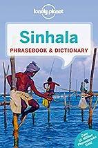 Lonely Planet Sinhala (Sri Lanka) Phrasebook…