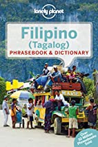 Lonely Planet Filipino (Tagalog) Phrasebook…
