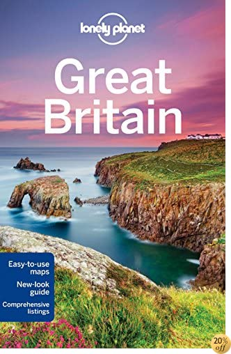 TLonely Planet Great Britain (Travel Guide)