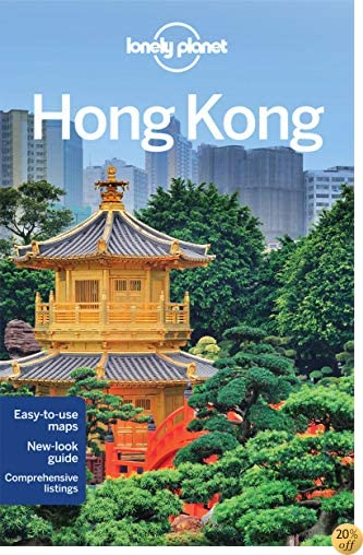 TLonely Planet Hong Kong (Travel Guide)