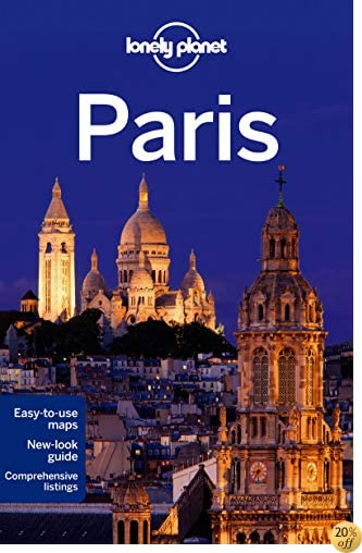 TLonely Planet Paris (Travel Guide)