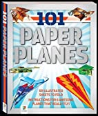 101 Paper Planes by Hinkler Books