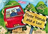 Maryanne Bester: Three Friends and a Taxi (Cool Nguni)