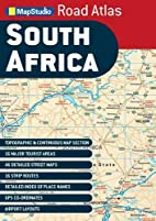 South Africa Road Atlas by Map Studio
