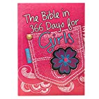 The Bible in 366 Days for Girls by Carolyn…