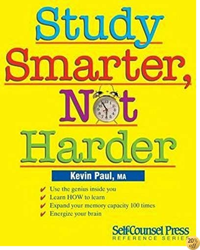 TStudy Smarter, Not Harder (Reference Series)