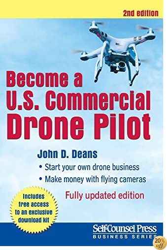 Become a U.S. Commercial Drone Pilot (Business Series)