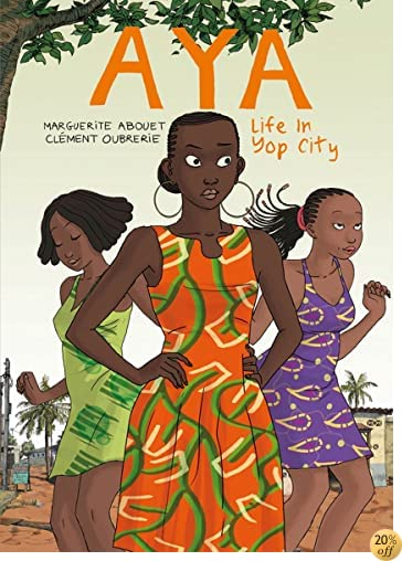 TAya: Life in Yop City