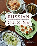 Russian Cuisine: Traditional and…