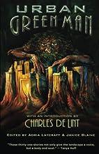 Urban Green Man: An Archetype of Renewal by…