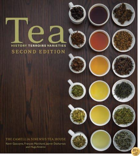 TTea: History, Terroirs, Varieties