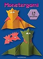Monstergami by David Mitchell