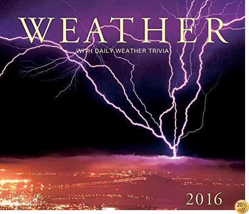 TWeather 2016: With Daily Weather Trivia