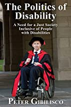 The politics of disability : a need for a…