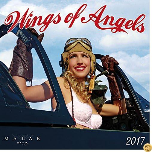 TWings of Angels 2017 Wall Calendar