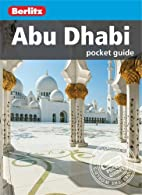Berlitz: Abu Dhabi Pocket Guide by Berlitz