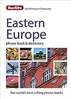 Berlitz Language: Eastern European Phrase…