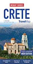 Insight Travel Map: Crete (Insight Travel…