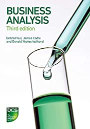 Business Analysis by James Cadle