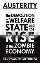 Austerity: The Demolition of the Welfare…