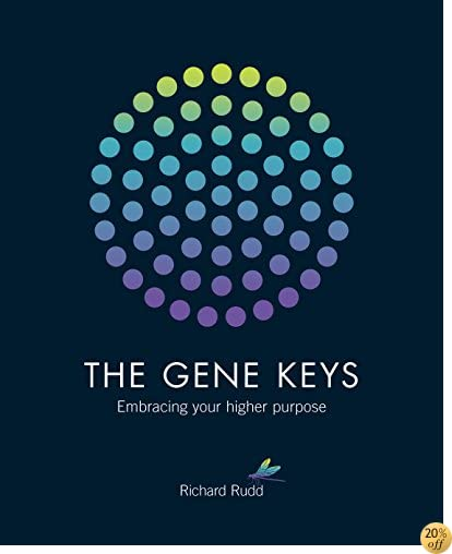 TGene Keys: Unlocking the Higher Purpose Hidden in Your DNA