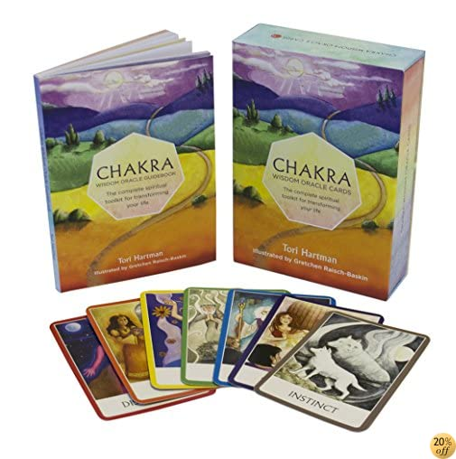 TChakra Wisdom Oracle Cards: The Complete Spiritual Toolkit for Transforming Your Life