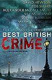 Jakubowski, Maxim: The Mammoth Book of Best British Crime Volume 9. (Mammoth Books)