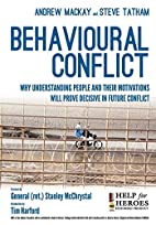 Behavioural Conflict: Why Understanding…