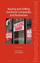 Buying and Selling Insolvent Companies and…