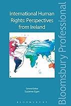 International Human Rights: Perspectives…