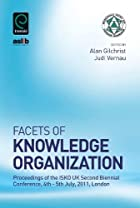 Facets of Knowledge Organization:…