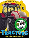 Make Believe Ideas: Tractors Coloring Book