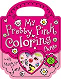 Make Believe Ideas: My Pretty Pink Purse Mini Coloring Book