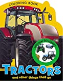 Make Believe Ideas: Tractors Mini Coloring Book