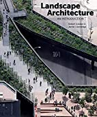 Landscape Architecture: An Introduction by…