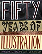 Fifty Years of Illustration by Lawrence…