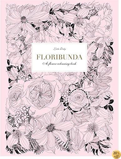 TFloribunda: A Flower Coloring Book