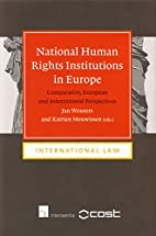 National Human Rights Institutions in…