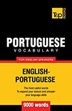Portuguese Vocabulary for English speakers -…