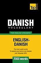 Danish vocabulary for English speakers -…